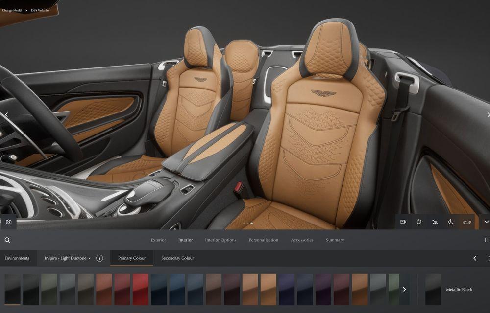 Modificări în gama Aston Martin: 535 CP pentru DB11 V8, Superleggera și AMR eliminate - Poza 12