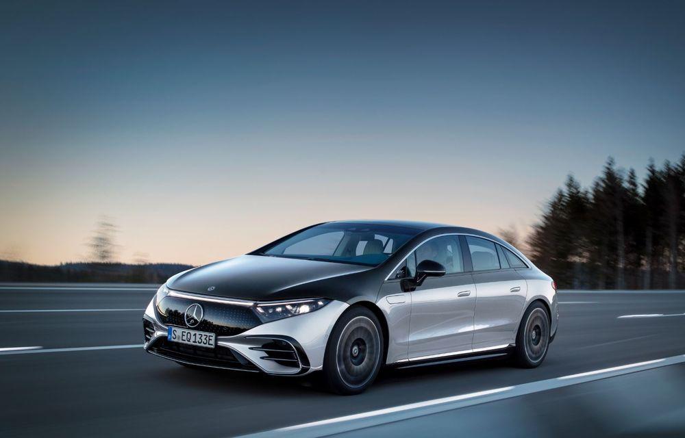 Planuri Mercedes-Benz: 3 platforme electrice în 2025 și 8 uzine de baterii la nivel global - Poza 2