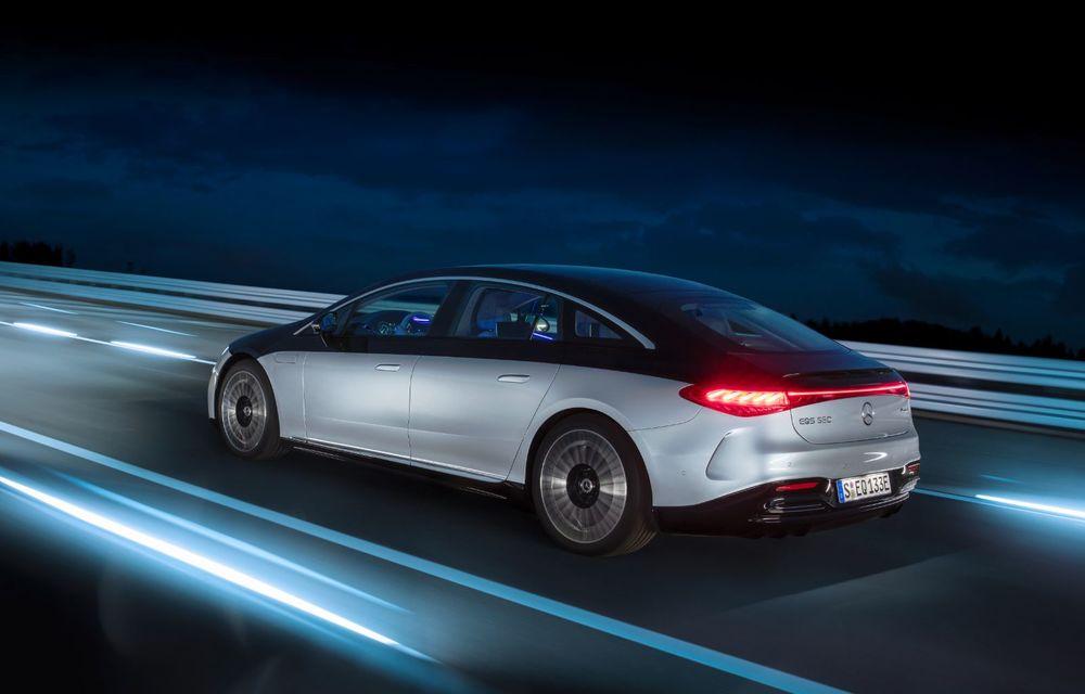 Planuri Mercedes-Benz: 3 platforme electrice în 2025 și 8 uzine de baterii la nivel global - Poza 3