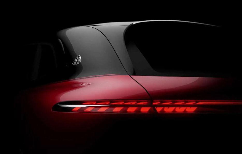 Mercedes-Benz va lansa o versiune Maybach pentru viitorul SUV electric EQS - Poza 1