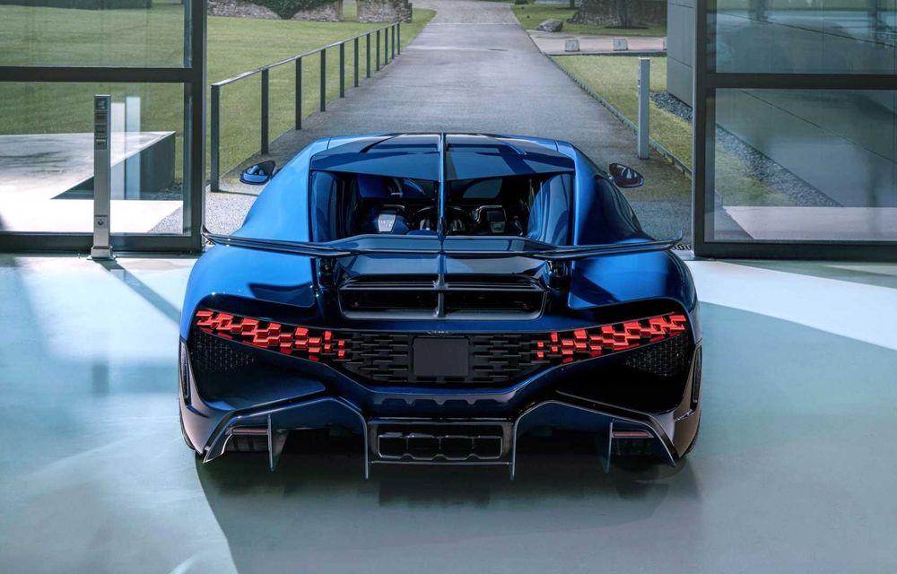 Final de producție: ultimul Bugatti Divo a părăsit linia de asamblare a uzinei din Molsheim - Poza 5