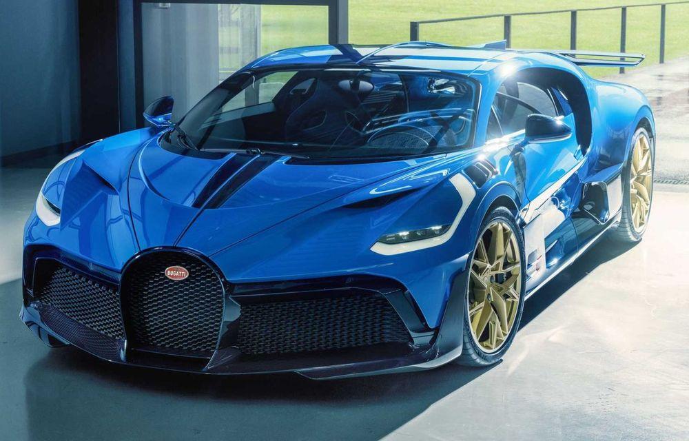 Final de producție: ultimul Bugatti Divo a părăsit linia de asamblare a uzinei din Molsheim - Poza 2