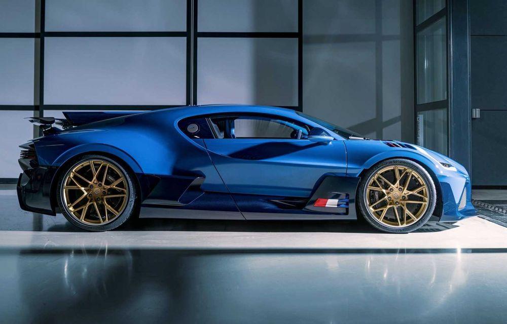 Final de producție: ultimul Bugatti Divo a părăsit linia de asamblare a uzinei din Molsheim - Poza 4
