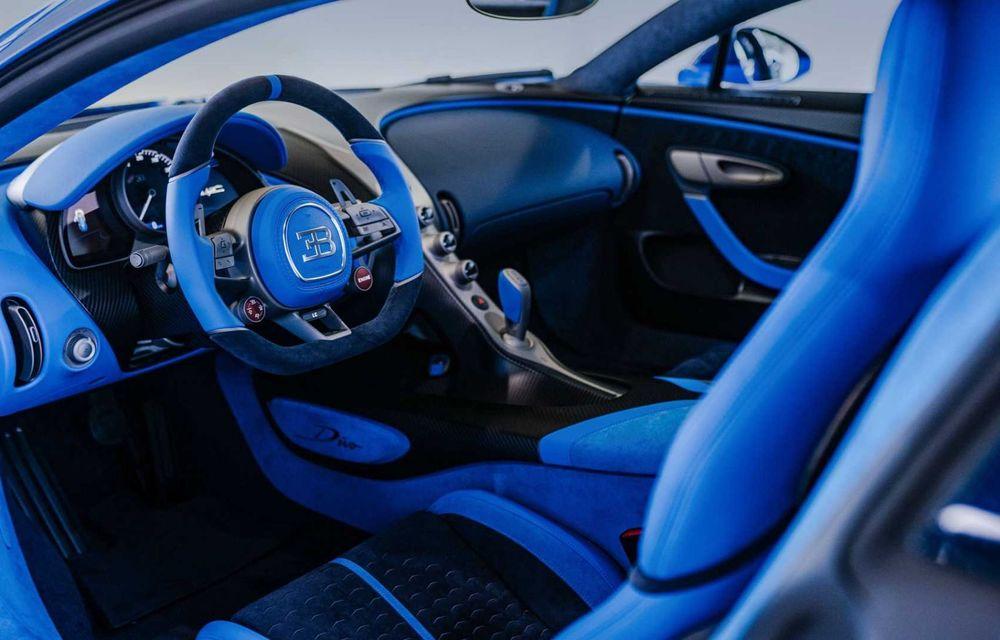Final de producție: ultimul Bugatti Divo a părăsit linia de asamblare a uzinei din Molsheim - Poza 6