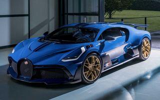 Final de producție: ultimul Bugatti Divo a părăsit linia de asamblare a uzinei din Molsheim