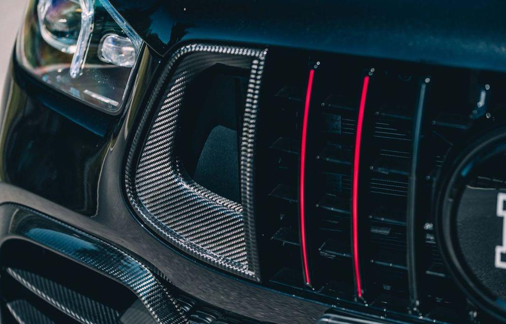 Mercedes-AMG GLE 63 S Coupe tunat de Brabus: 800 CP și 0-100 în 3.4 secunde - Poza 15