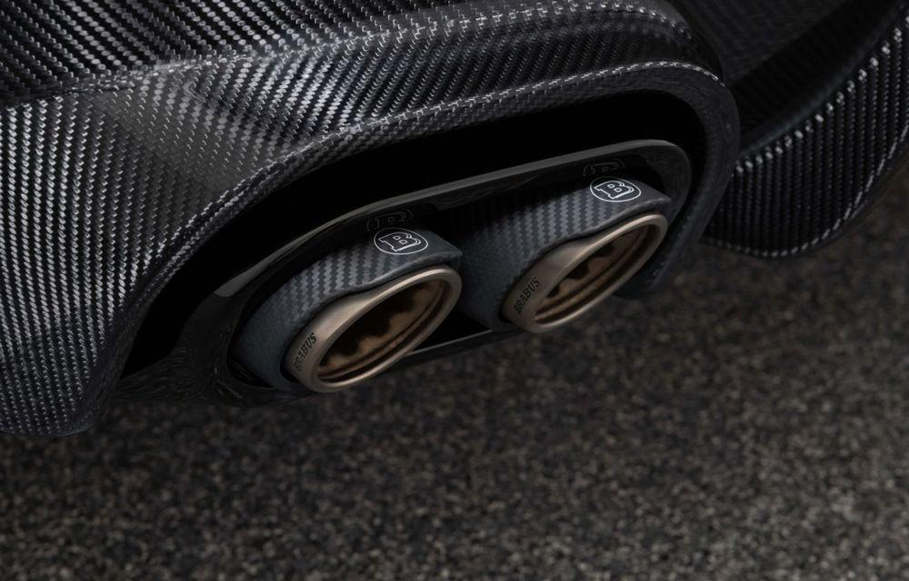 Mercedes-AMG GLE 63 S Coupe tunat de Brabus: 800 CP și 0-100 în 3.4 secunde - Poza 18