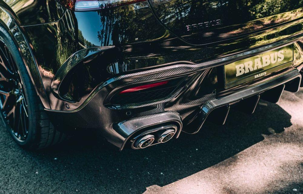 Mercedes-AMG GLE 63 S Coupe tunat de Brabus: 800 CP și 0-100 în 3.4 secunde - Poza 17