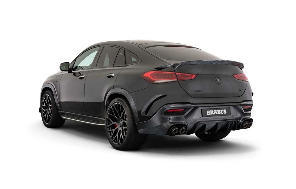 Mercedes-AMG GLE 63 S Coupe tunat de Brabus: 800 CP și 0-100 în 3.4 secunde - Poza 11