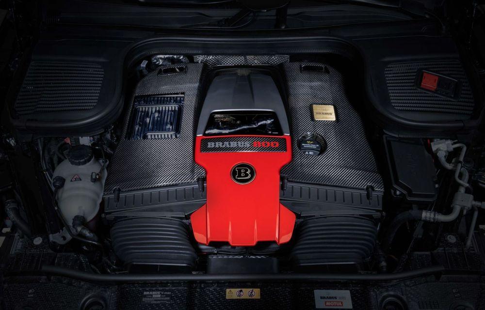 Mercedes-AMG GLE 63 S Coupe tunat de Brabus: 800 CP și 0-100 în 3.4 secunde - Poza 21