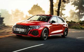 Prețuri Audi RS 3 în România: versiunea Sportback pornește de la 62.300 de euro