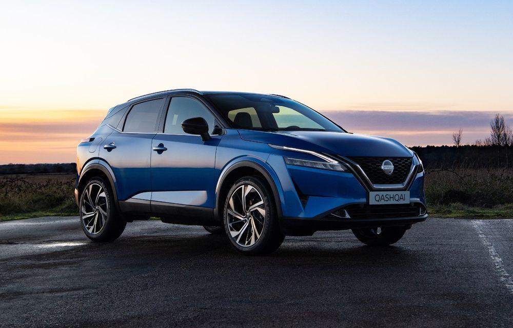 Prețuri Nissan Qashqai în România: start de la 23.000 de euro - Poza 1