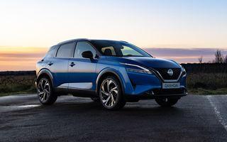 Prețuri Nissan Qashqai în România: start de la 23.000 de euro