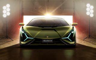 Lamborghini va lansa un nou model echipat cu propulsor V12 hibrid