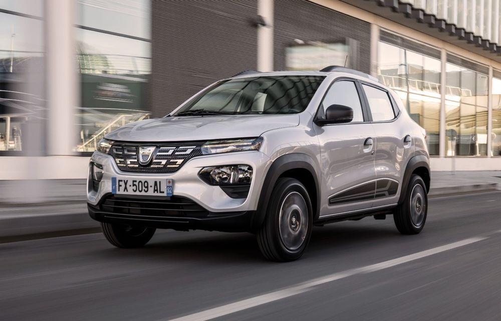 """Oficial Renault: """"Dacia nu va fi marcă electrică în următorii cinci ani"""" - Poza 1"""