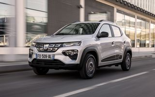 """Oficial Renault: """"Dacia nu va fi marcă electrică în următorii cinci ani"""""""