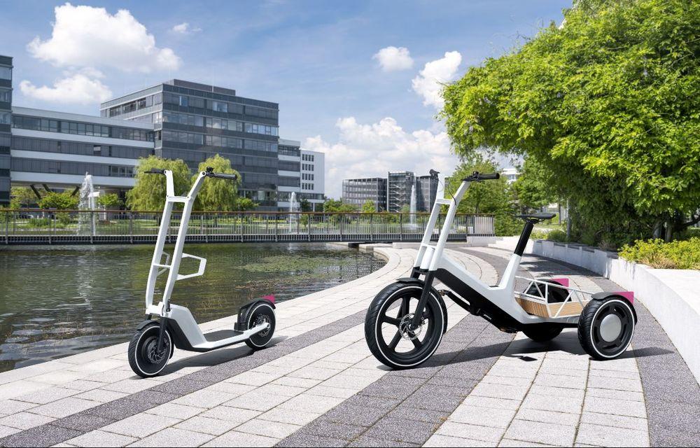 Concepte electrice BMW pentru oraș: autonomie de peste 20 de kilometri, reîncărcabile acasă - Poza 1