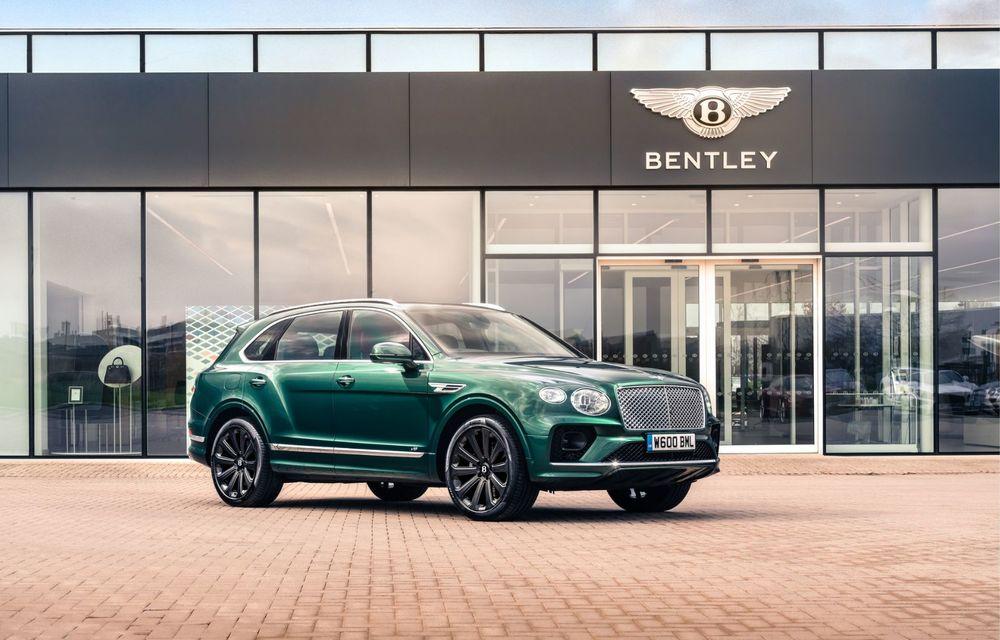 Bentley Bentayga primește cele mai mari jante din fibră de carbon montate vreodată pe o mașină de serie - Poza 2