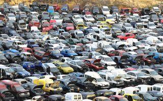 Impozit mai mare pentru mașinile mai vechi de 15 ani: de la 900 de lei pe an