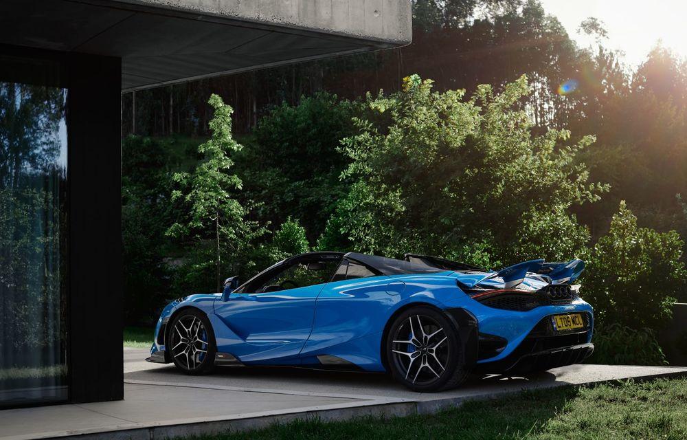 McLaren lansează noul 765LT Spider: V8 de 765 CP și 0-100 km/h în 2.8 secunde - Poza 18