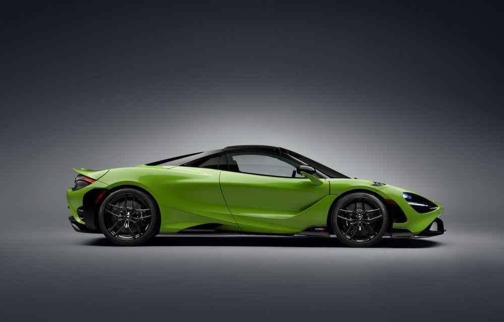 McLaren lansează noul 765LT Spider: V8 de 765 CP și 0-100 km/h în 2.8 secunde - Poza 31