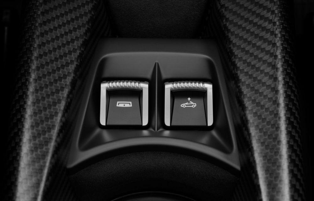 McLaren lansează noul 765LT Spider: V8 de 765 CP și 0-100 km/h în 2.8 secunde - Poza 28