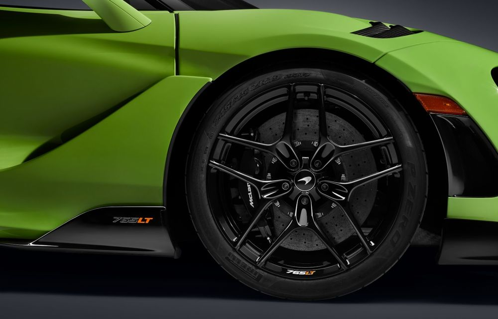 McLaren lansează noul 765LT Spider: V8 de 765 CP și 0-100 km/h în 2.8 secunde - Poza 40