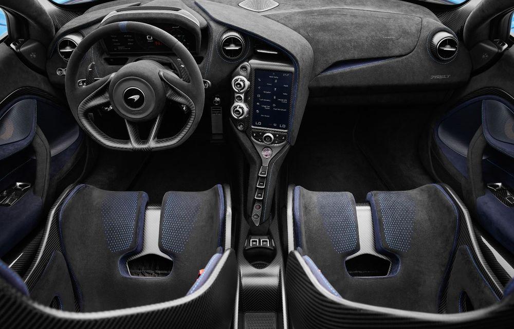 McLaren lansează noul 765LT Spider: V8 de 765 CP și 0-100 km/h în 2.8 secunde - Poza 25
