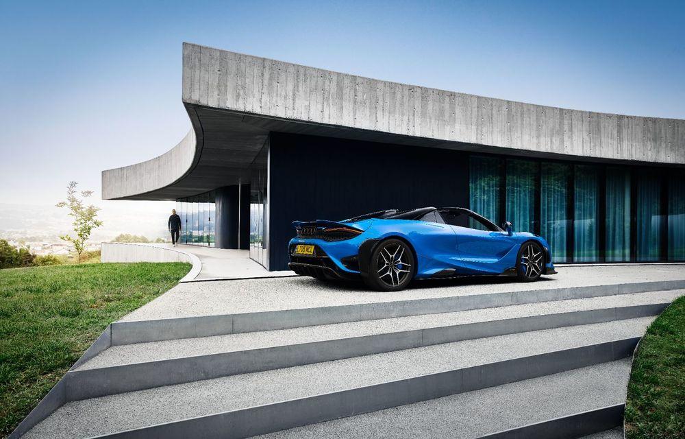 McLaren lansează noul 765LT Spider: V8 de 765 CP și 0-100 km/h în 2.8 secunde - Poza 22