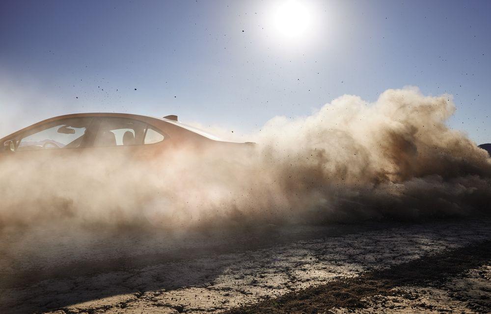 Teaser nou cu viitorul Subaru WRX. Debutează în 19 august - Poza 1
