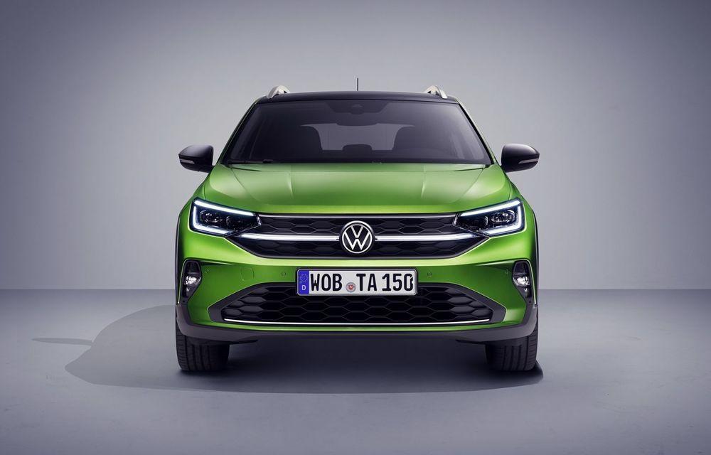Volkswagen lansează un nou SUV: Taigo este versiunea europeană a lui Nivus - Poza 8