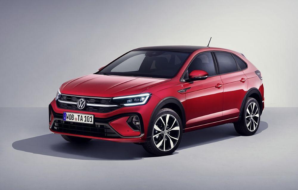 Volkswagen lansează un nou SUV: Taigo este versiunea europeană a lui Nivus - Poza 1