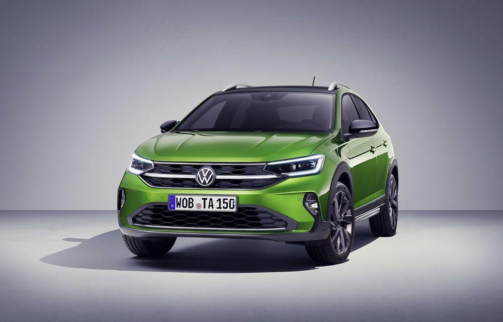 Volkswagen lansează un nou SUV: Taigo este versiunea europeană a lui Nivus - Poza 5