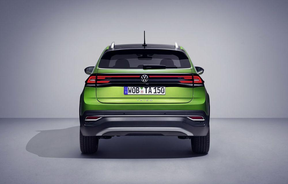 Volkswagen lansează un nou SUV: Taigo este versiunea europeană a lui Nivus - Poza 9