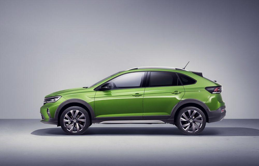 Volkswagen lansează un nou SUV: Taigo este versiunea europeană a lui Nivus - Poza 6
