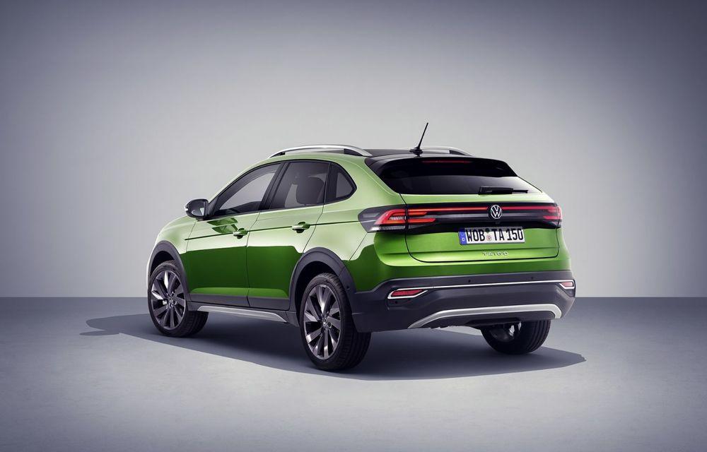 Volkswagen lansează un nou SUV: Taigo este versiunea europeană a lui Nivus - Poza 7