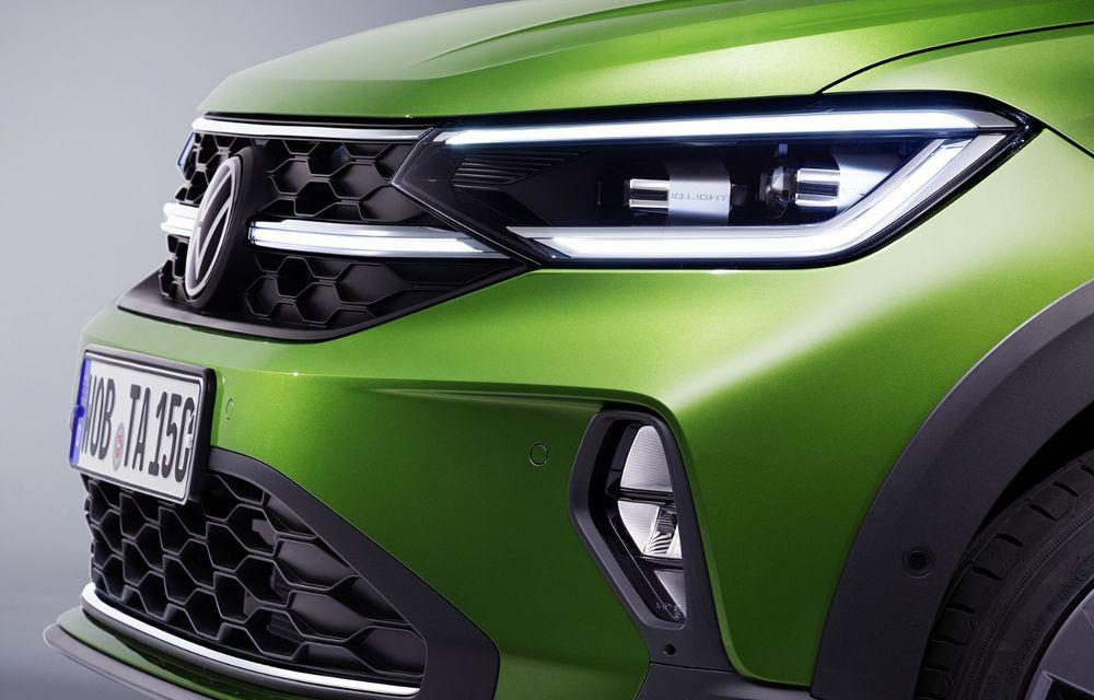 Volkswagen lansează un nou SUV: Taigo este versiunea europeană a lui Nivus - Poza 15