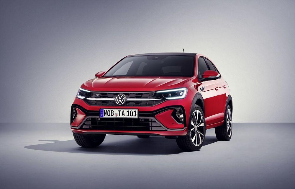 Volkswagen lansează un nou SUV: Taigo este versiunea europeană a lui Nivus - Poza 2