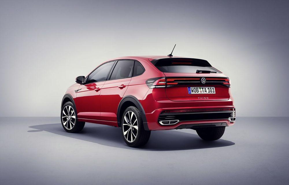 Volkswagen lansează un nou SUV: Taigo este versiunea europeană a lui Nivus - Poza 4
