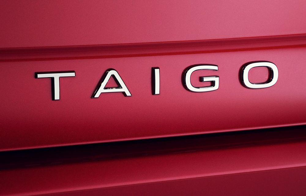 Volkswagen lansează un nou SUV: Taigo este versiunea europeană a lui Nivus - Poza 21