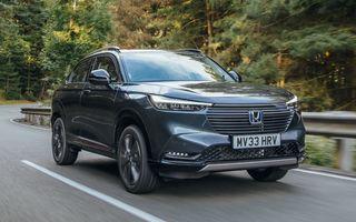OFICIAL: Noua generație Honda HR-V, disponibilă doar cu motor hibrid în Europa