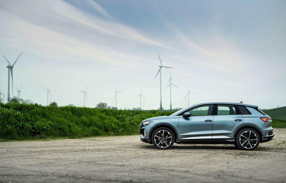 Audi lansează două versiuni noi pentru Q4 e-tron: autonomie de până la 534 de kilometri - Poza 2
