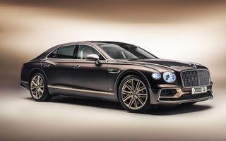 Bentley Flying Spur Hybrid Odyssean Edition: producție limitată și materiale sustenabile pentru interior