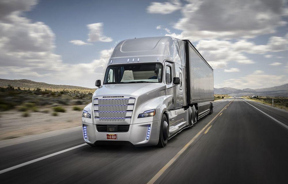 Daimler va păstra 35% din acțiunile diviziei de camioane după listarea acesteia - Poza 1