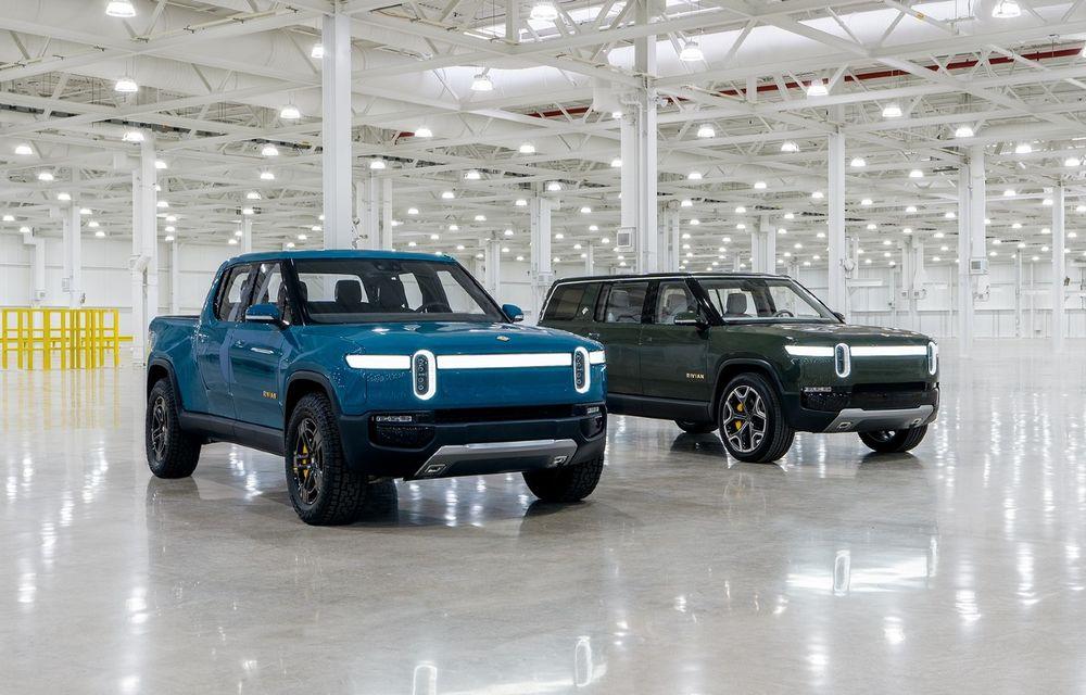 Rivian plănuiește o fabrică de mașini electrice în Marea Britanie - Poza 1