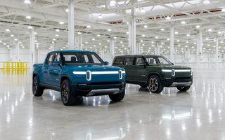 Rivian plănuiește o fabrică de mașini electrice în Marea Britanie