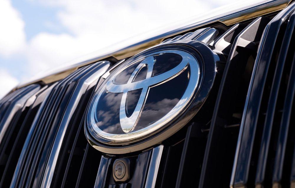 Toyota ar lucra la dezvoltarea unui sistem hibrid de propulsie cu un motor diesel și unul electric - Poza 1