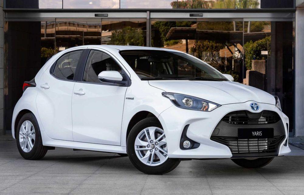 Toyota Yaris ECOVan: utilitară cu 720 de litri spațiu de încărcare, disponibilă momentan doar în Spania - Poza 1