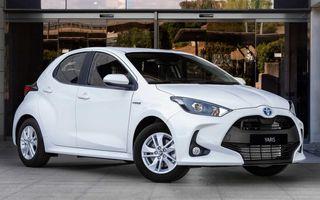 Toyota Yaris ECOVan: utilitară cu 720 de litri spațiu de încărcare, disponibilă momentan doar în Spania