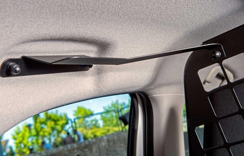 Toyota Yaris ECOVan: utilitară cu 720 de litri spațiu de încărcare, disponibilă momentan doar în Spania - Poza 10